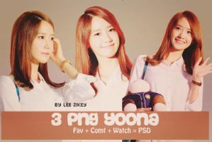 YoonA (SNSD) PNG By Zikey by LeeZikey