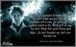 Eighth Doctor Quote - Don't threaten Me by MrArinn