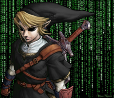 Link Matrixified by Kinan