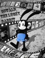 Oswald the Lucky Rabbit by chi171812