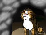 Leafpool's sadness by Treetail