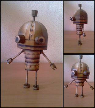 Joseph from Machinarium by Destro2k
