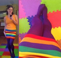 Today's outfit + My View by iluvsparkles