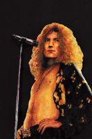 Robert Plant by BonaScottina
