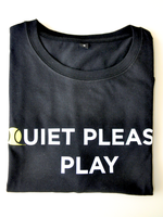 Quiet Please. Play by bluffingpots