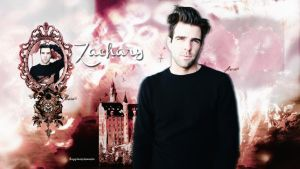 Zachary Quinto wallpaper 07 by HappinessIsMusic