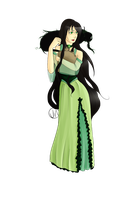FMA:L The Emerald Stone, Hermes by WarriorRedwaller