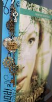 The Iron Court Bookmark by colourful-blossom
