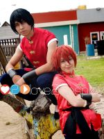 Ranma N' Ran-Chan by Passion-Colors