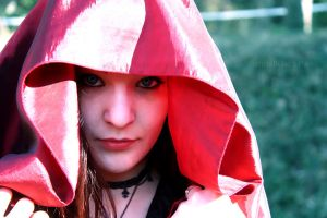 The Little Red Riding Hood - 3 by mzelBulle