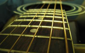 Guitar reflections by AjeZ