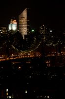 NYC Series - Rooftop Dreaming by Katastrophey