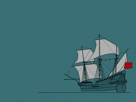 Spanish Galleon 1 wallpaper 1152x864 by Pasteljam