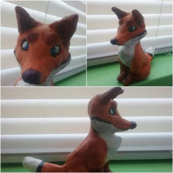 Mr. Fox by TheEpicWingedWolf