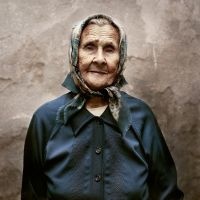 old women by MaryaS