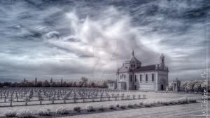 Notre Dame de Lorette (France, 62) infrared by jeje62