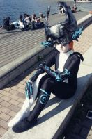 Midna cosplay by Tinderboxer