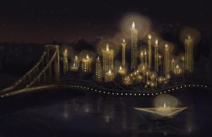 Candle City Project by MinishCapsLock