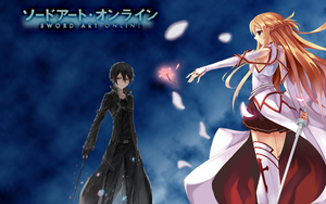 Sword Art Online Wallpaper by skmagiik