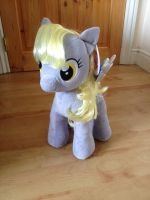 Derpy Hooves Teddy by extraphotos