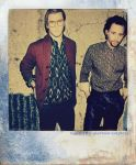 Chris and Tom - Hipster Boyfriends by ZombiePlatypusRush