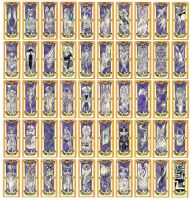 Clow Card list by Mr-Astroboy