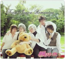 Team Junjou Romantica by AkumaMichaelis