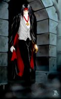 Count Valentine by TeriStearns