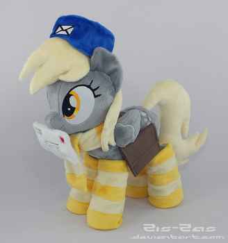 Never Too Cold for Mail! by ZizZaz