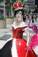 Queen of hearts- Anime Expo by BettyValentine