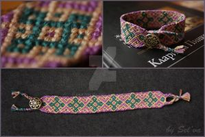 The third thread bracelet by aka-Selva