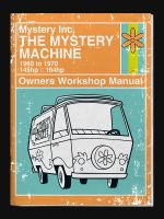 Mystery Manual by ToastMonsters