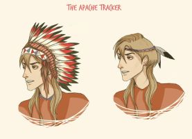 the Apache Tracker by nastjastark