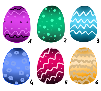 [Close] Easter Special - Adopt by merjana