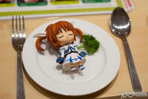 Nanoha is served by nutcase23
