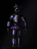FNaF SL: Night 4 Springlock Suit outside view by Playstation-Jedi