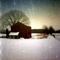 winters evening by Toadsmoothy2