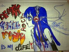 love death metal by deathswife666