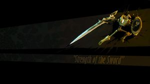 """""""Strength of the Sword"""" by Ratrien"""