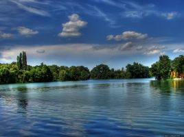 Park 7 - HDR by MironV