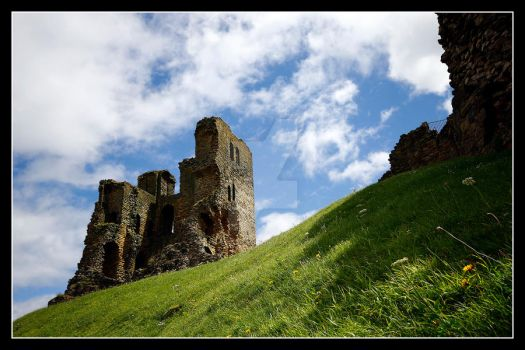 @ Scarborough Castle by GaryTaffinder