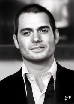 Henry Cavill by AnAn5538