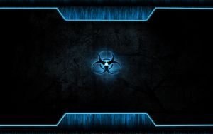 Biohazard wallpaper by N-3-k-Y