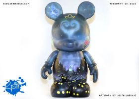 Vinylmation - Kingdom Hearts by Mametchi