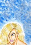 Olivier Mira Armstrong by GossamerWing