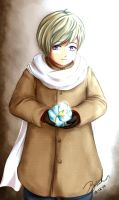 ChibiRussia - Hetalia (little pet... maybe) by BichoScorpio