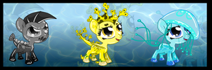 Enchanted Aquariums Clearance [OPEN] by mlpdarksparx