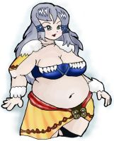 FFCC Selkie Chubbified by bvnny