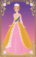 Anastasia { Coronation Dress } by kawaiibrit