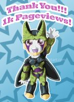 1k Pageviews by Patty-Chan